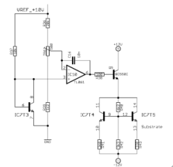 Building block: LM3046 Heater