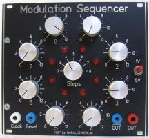 Modulatio Sequencer