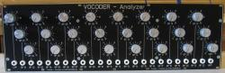 Vocoder Analyzer